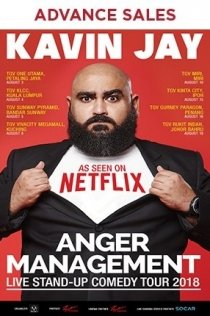 Kavin Jay Anger Management Comedy Tour