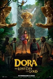 DORA & THE LOST CITY OF GOLD
