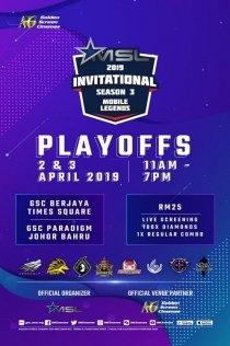 MSL x GSC: Mobile Legends Invitational League Season 3