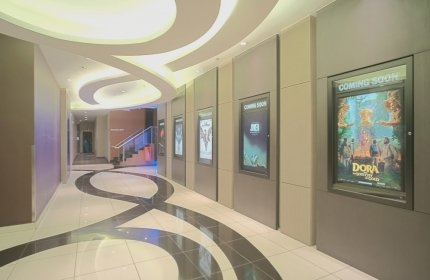 mmCineplexes Damansara Platinum PJ cinema Kuala Lumpur