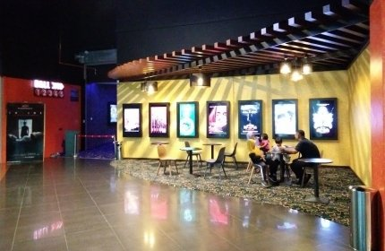 BLOCKBUSTER CINEPLEXES KLUANG PARADE