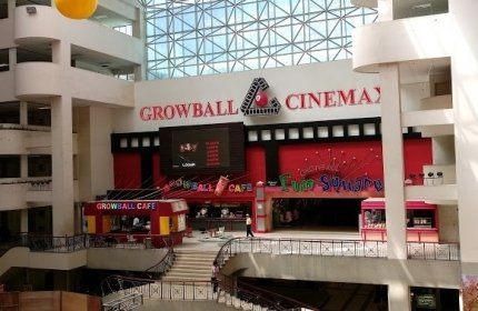 GROWBALL CINEMAX cinema Kota Kinabalu