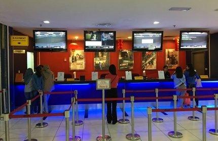 GSC 1Borneo cinema Kota Kinabalu