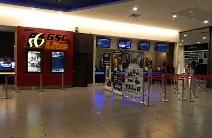 GSC Amanjaya Mall cinema Sungai Petani