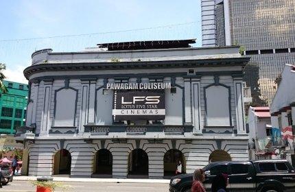 LFS COLISEUM cinema Kuala Lumpur