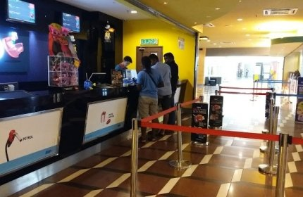 MBO HARBOUR PLACE cinema Klang