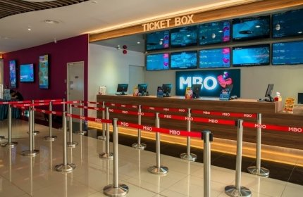 MBO Square One Shopping Mall cinema Batu Pahat