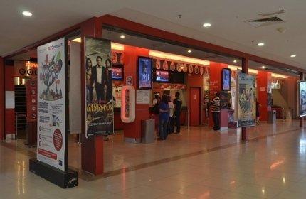 MBO TAIPING SENTRAL MALL cinema Taiping