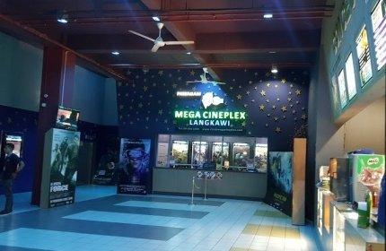 Mega Cineplex Langkawi cinema Kuah