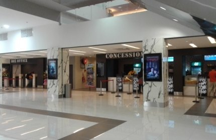 MMC KERIAN SENTRAL cinema Perak