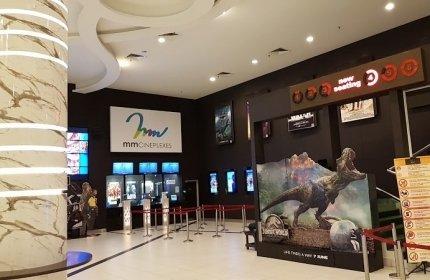 MMC KAMPAR cinema Perak