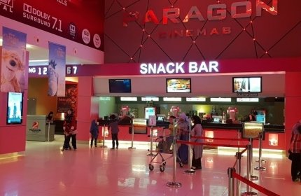 Paragon Cinemas BP Mall
