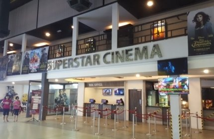 Superstar Cinema Seri Alam
