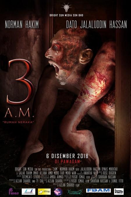 3 AM: RUMAH NERAKA