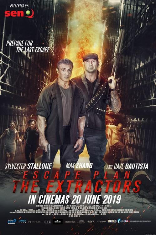 Escape Plan 3 The Extractors