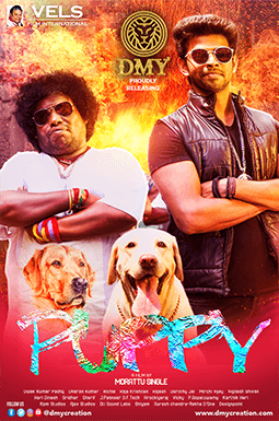 Puppy 2020 Hindi Dubbed 450MB HDRip 720p HEVC x265 Free Download
