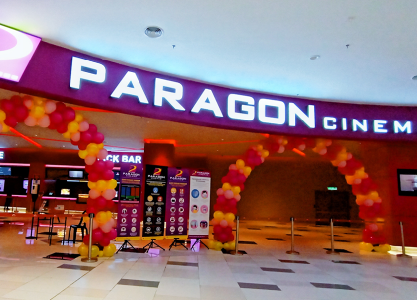 Paragon Cinemas KTCC Mall cinema Terengganu