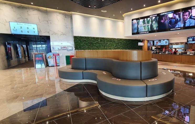 TGV Tasek Central cinema Johor